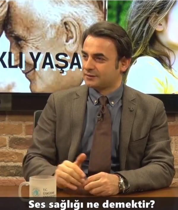 Prof. Dr. Kürşat Yelken, Üsküdar Üniversitesi Tv, Ses hastalıkları ve tedavisi