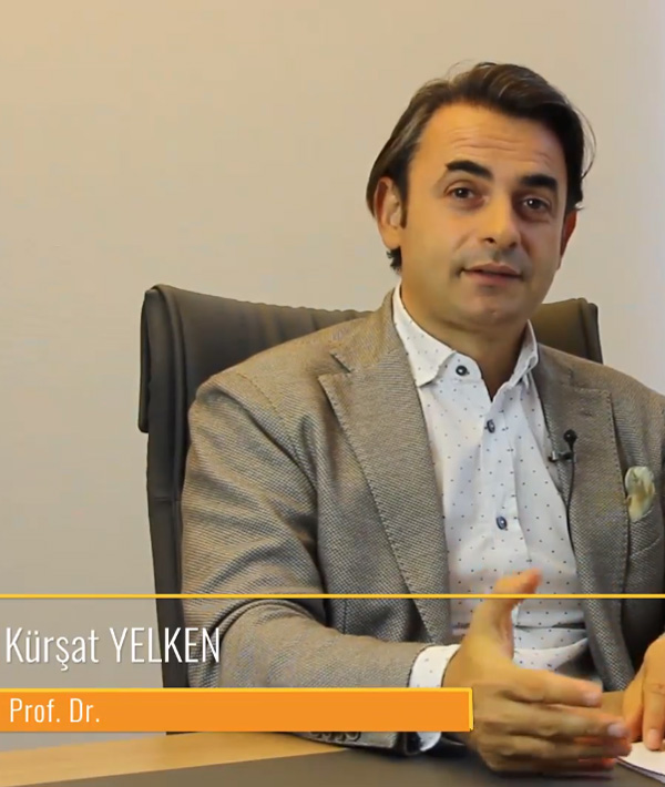 Prof. Dr. Kürşat YELKEN Akut Kronik Orta Kulak İltihabı