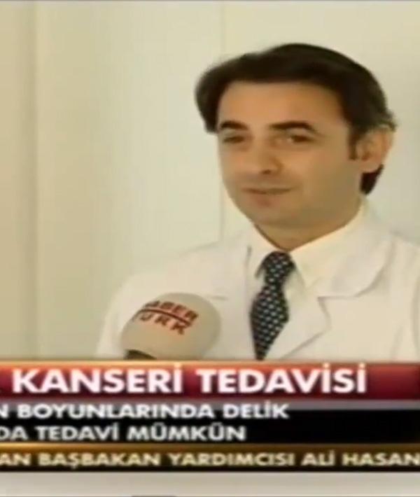 Prof. Dr. Kürşat Yelken, Gırtlak Kanseri Tedavisi, Haber 09 Habertürk TV